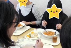 ★食事風景 加工
